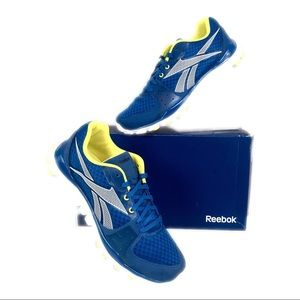 Men's Reebok Shoes, Size 11 M, Blue, White, New